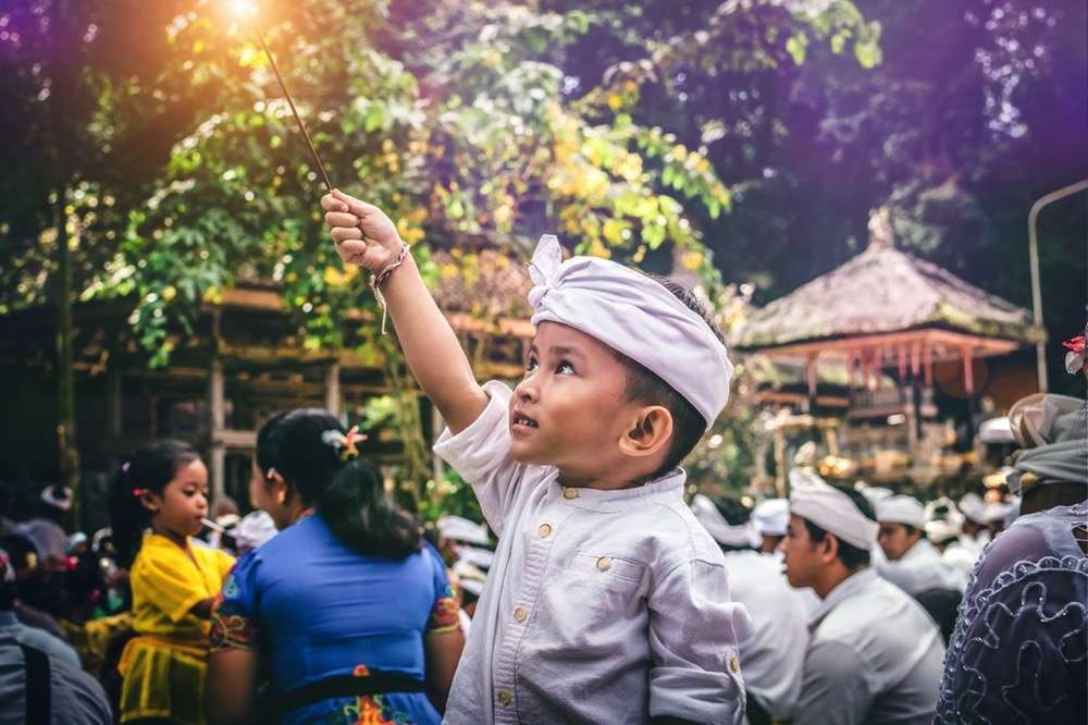 enfant indonesie