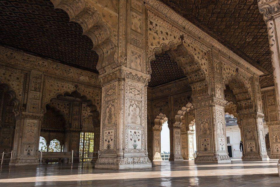 Premier séjour en Inde
