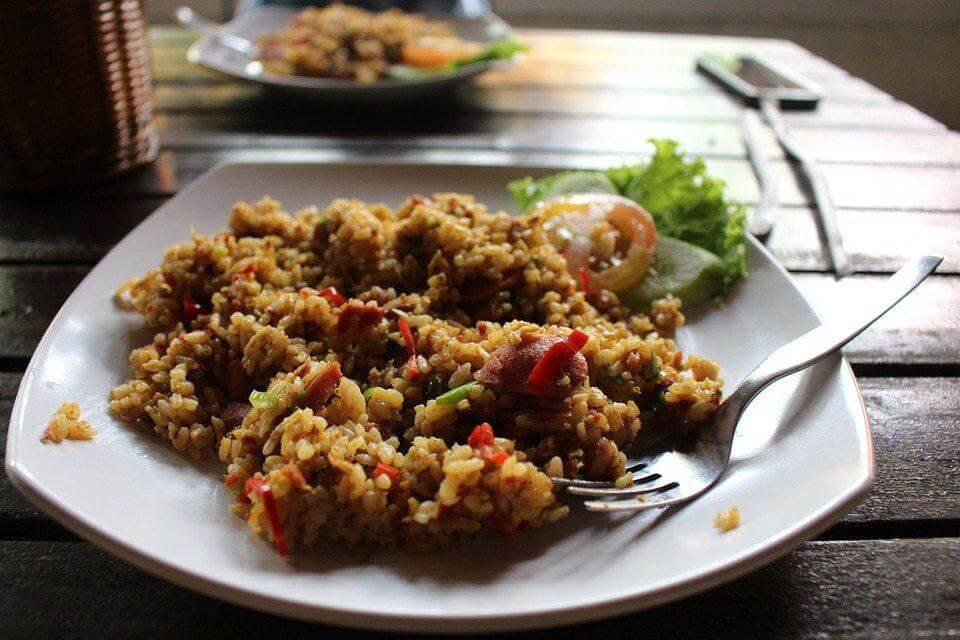 spécialités gastronomiques de Bali